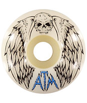 ATM Skull Wings 54mm Skateboard Wheels