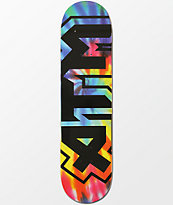 "ATM Tie Dye Black 8.0"" Skateboard Deck"