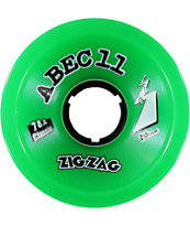 Abec 11 ZigZags 70mm Longboard Wheels