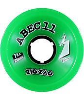 Abec 11 ZigZags 70mm Longboard Wheels