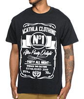 Acathla Party All Night Tee Shirt