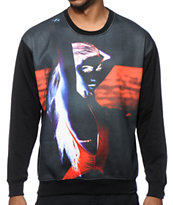 Ace Of LA Acapulco Crew Neck Sweatshirt