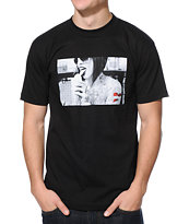 Ace Of LA Ice Cream Black Tee Shirt