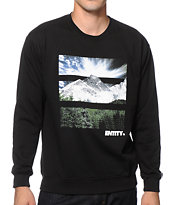 Ace Of LA Mountain Day Crew Neck Sweatshirt