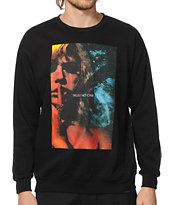 Ace Of LA Speak No Evil Crew Neck Sweatshirt