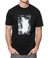 Ace Of LA Swimming Pool Black Tee Shirt