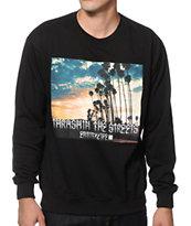 Ace Of LA Thrashin Crew Neck Sweatshirt