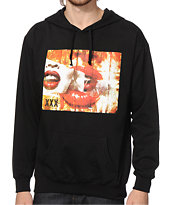 Ace Of LA Wheat Paste Hoodie