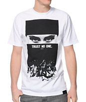 Ace of LA Trust White Tee Shirt