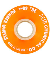 Acid Chemical Co Funner 60mm Cruiser Wheels