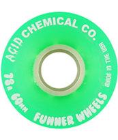 Acid Chemical Co Funner 60mm Cruiser Wheels
