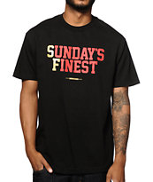 Adapt SF Sunday's Finest Tee Shirt
