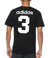 Adidas 2014 Germany Team Jersey Black Tee Shirt