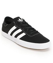 Adidas Adi Ease Surf Black & Running White Canvas Canvas Shoe