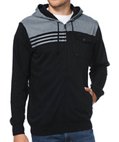 Adidas Prowick Black Zip Up Hoodie