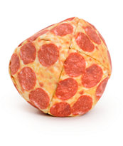 Adventure Imports Pizza Footbag