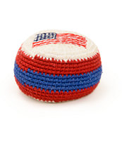 Adventure Imports USA Flag Hacky Sack