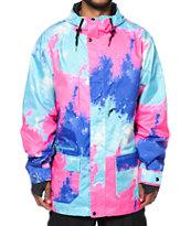 Airblaster ABBC Tie Dye 15K Snowboard Jacket