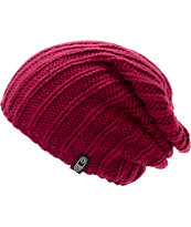 Airblaster Girls Snuggler Berry Beanie