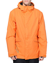Airblaster Javier Orange 8K 2014 Snowboard Jacket