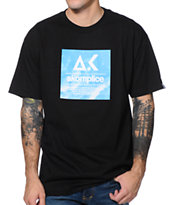 Akomplice AK Cloud Black Tee Shirt