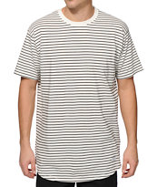 Akomplice Black Stripe Moan T-Shirt