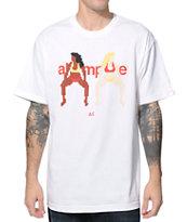 Akomplice Harlem Shake White T-Shirt