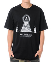 Akomplice Money Black Tee Shirt