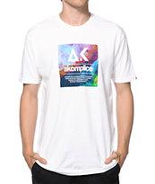 Akomplice Nebula Box Logo T-Shirt