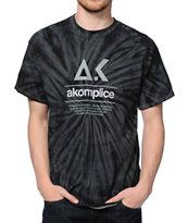 Akomplice Radial Tie Dye T-Shirt