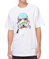 Akomplice Storm Trooper 2 White Tee Shirt