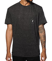 Akomplice Texture Drop Tail T-Shirt