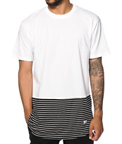 Akomplice Underside Stripe T-Shirt