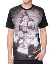Akomplice x Ricky Powell Eazy E Black T-Shirt