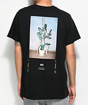 Akomplice x Synchrodogs Hidden Luster Black T-Shirt