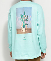 Akomplice x Synchrodogs Hidden Luster Mint Long Sleeve T-Shirt