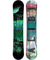 Alibi Motive 156cm Reverse Camber Snowboard