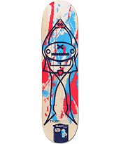 Alien Workshop Bledsoe Sketchbook Hexmark 8.0 Skateboard Deck