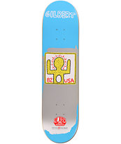 Alien Workshop Crockett Haring II 8.125 Skateboard Deck