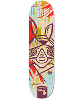 Alien Workshop Crockett Sketchbook Hexmark 8.0 Skateboard Deck
