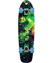 "Alien Workshop Deep Space 30"" Cruiser Complete Skateboard"