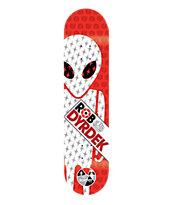 Alien Workshop Dyrdek Soldier 7.6 Skateboard Deck