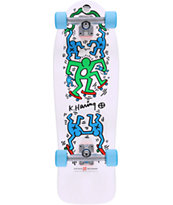 Alien Workshop Keith Haring Skateout Complete Cruiser Skateboard