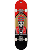 Alien Workshop Priest 8.0 Complete Skateboard