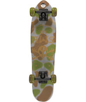 Alien Workshop Saga 28 Cruiser Complete Skateboard