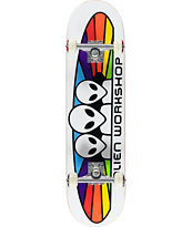 "Alien Workshop Spectrum 7.875"" Complete Skateboard"