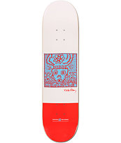 Alien Workshop x Haring Atomic Skull 8.0 Skateboard Deck