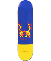 Alien Workshop x Haring Rise Above 8.25 Skateboard Deck