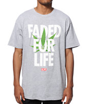 Alife Faded For Life T-Shirt