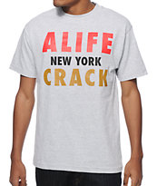 Alife New York Crack T-Shirt